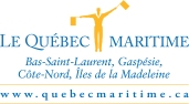 Logo quebec maritime