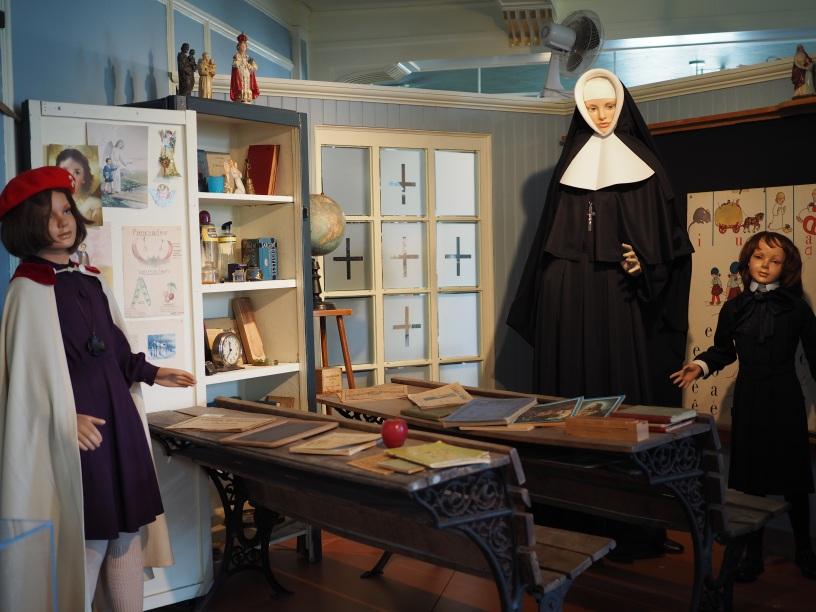 l'enseignement au couvent